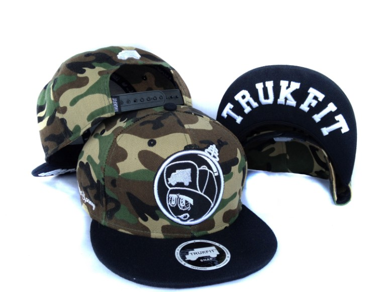 Trukfit Snapbacks Hat SF 3